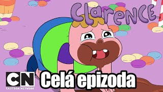 Clarence | Pacienti (Celá epizoda) | Cartoon Network