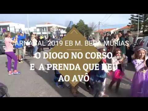 """A """"Beça Múrias"""" em Corso (e a prenda do Diogo)"""