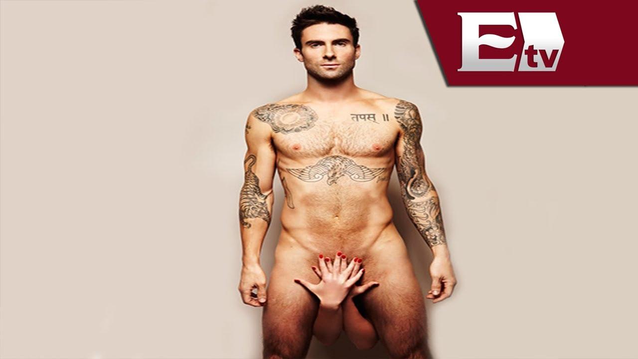 Adam Levine Es El Hombre Más Sexy Del Mundo Según Revista People