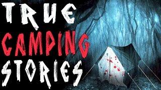 6 TRUE Creepy Camping HORROR Stories Ft. Slumlocker