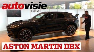 Alles wat je moet weten over de nieuwe Aston Martin DBX | Sjoerds Weetjes #159 | Autovisie