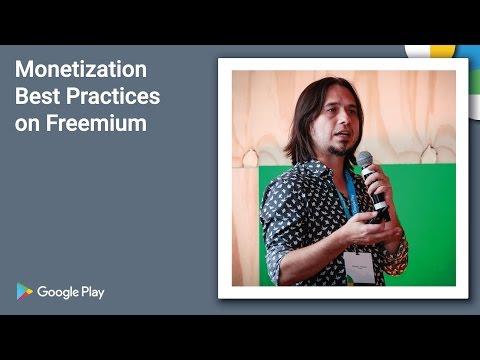 Playtime 2016 - Monetization best practices on freemium, by 01 Digital