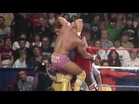 "The Dynamite Kid vs. ""Macho Man"" Randy Savage: The Wrestling Classic"