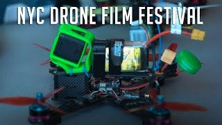 HotinTech Crashes Into The 2017 NYC Drone Film Festival