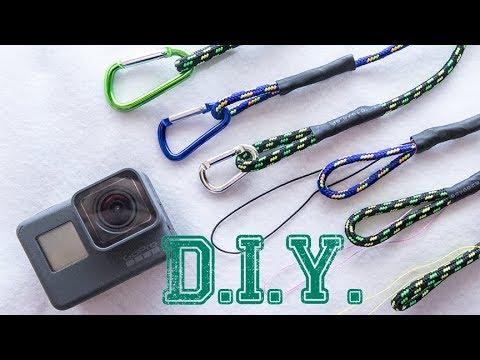 DICKYKWOKTV EP034 DIY GoPro Safe Leash 安全繩