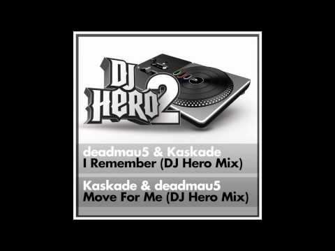 deadmau5 & Kaskade  I Remember DJ Hero 2 Remix