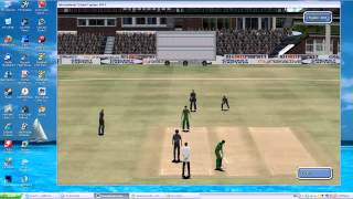 International Cricket Captain 2013 - Bangladesh vs NZ ODI Series Game 2