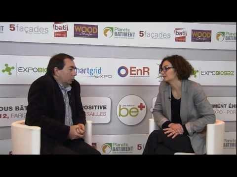 BePositive 2012 : Interview Christian COUTURIER (Directeur Pôle Energie - Solagro)