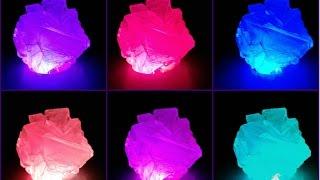 dIY Рукаделка или Как вырастить кристалл из квасцов в домашних условиях (Сrystal)