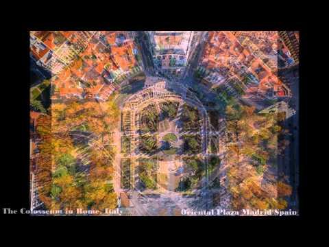 Фото с высоты птичьего полёта. (AirPano)