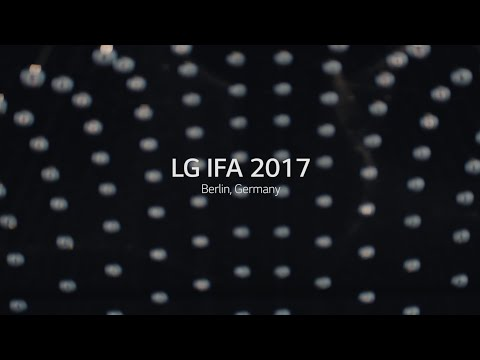 Download Youtube: LG IFA 2017