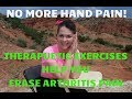 HAND THERAPY EASES YOUR ARTHRITIS PAIN PREVIEW