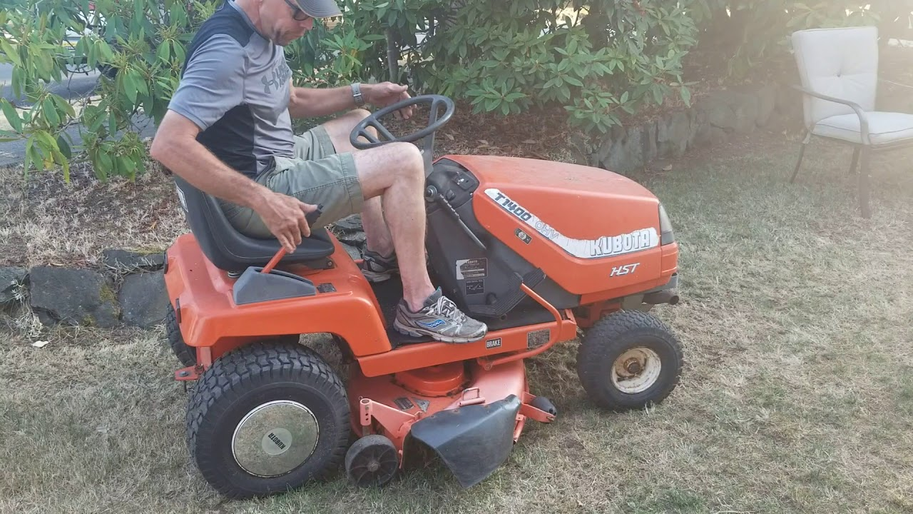 used Riding Lawn Mowers for Sale Under $500
