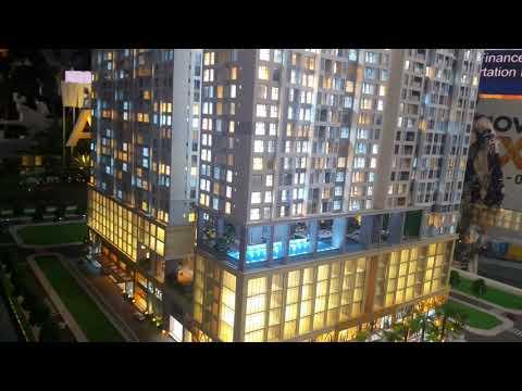 Cận cảnh sa bàn dự án The Grand Manhattan Quận 1
