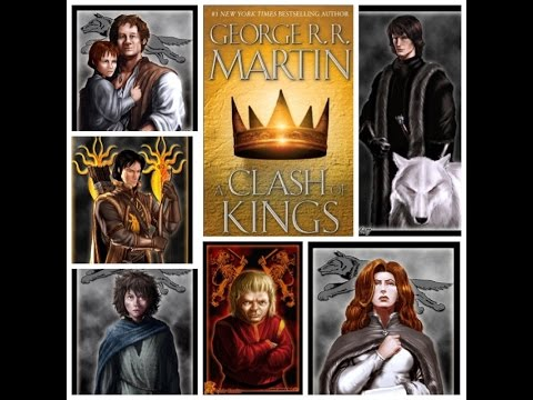 ASOIAF:  A Clash Of Kings Re-Read Project***Part 4*** (CHAPTER SUMMARIES)