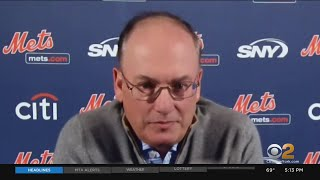 New Mets Owner Steve Cohen Meets Media, Discusses Plans For Team