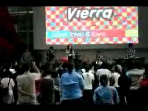 Vierra Opening Performance Launching Album Love,Love&Love