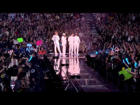 NKOTBSB Tour Live 02 Arena London - Full HD (Blu-Ray)