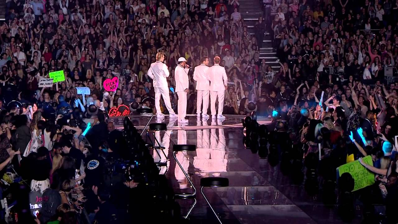 Nkotbsb tour live 02 arena london full hd blu ray youtube