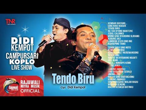 Didi Kempot - Tendo Biru - Official Music video