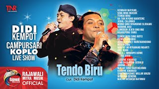 Video Didi Kempot - Tendo Biru - Official Music video download MP3, 3GP, MP4, WEBM, AVI, FLV Oktober 2018