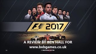 F1 2017 Review on Xbox One
