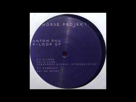 Anton Pau - P Loop (Alexandar Kyosev Interpretation)