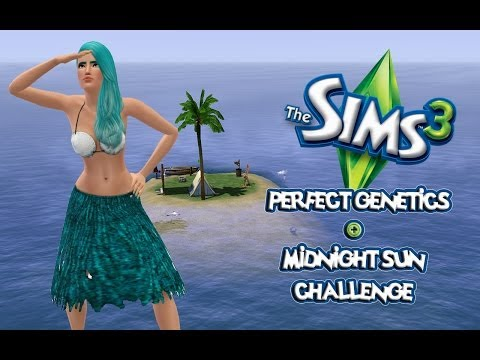 Perfect Genetics/Midnight Sun Challenge (Part 4) More exploring and Marriage!