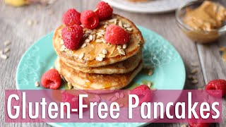 The Best Gluten Free Fluffy Pancakes Ever! | Healthy Breakfast Recipe