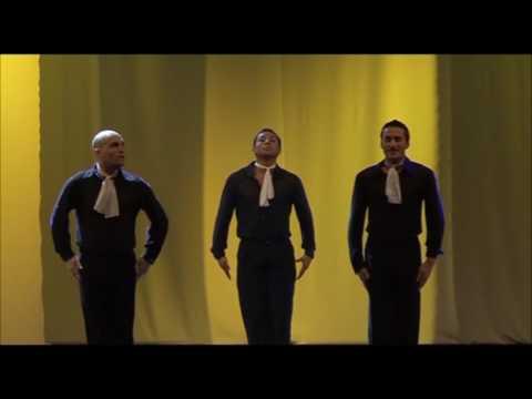 Salsorro 2008 - Viernes - Marco B y Flamboyan Dancers - Italia