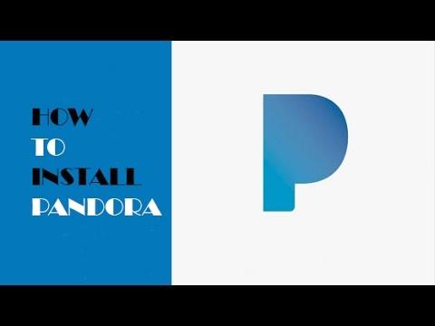 how to add pandora to kodi