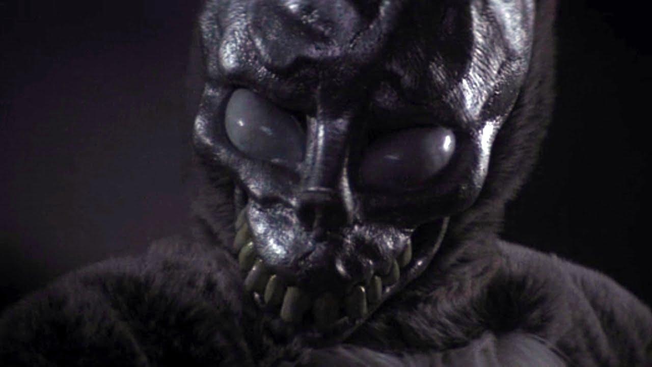 Donnie Darko 2001 Movie Theater Scene Youtube
