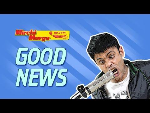 "Mirchi Murga By Rj Naved | Boyfriend Gets ""GOOD NEWS"" From Girlfriend's Doctor"