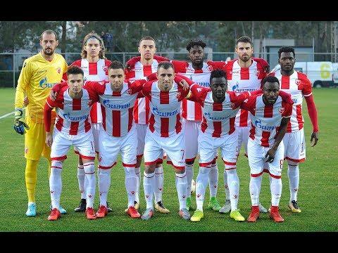 Prijateljski meč: Crvena zvezda - Dinamo Brest 2:0 | Cela utakmica