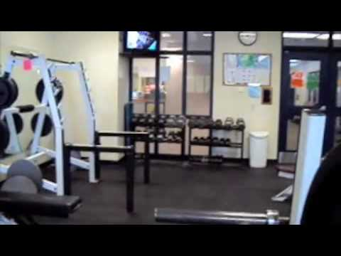 Ymca weight room youtube