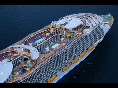 Crucero Harmony of the Seas de Royal Caribbean