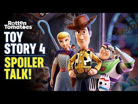 Best Toy Story Movie Yet?: The Ultimate Toy Story 4 Debate