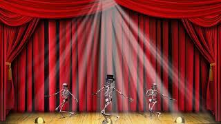 Dans Eden İskeletler