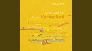 Beethoven, Trio i B-dur, op. 11: Tema con Variazioni, Allegretto
