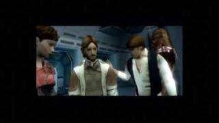 Star Wars Battlefront Elite Squadron cut scenes (3 of 3)