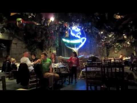 The rainforest cafe in london youtube for Rainforest londra