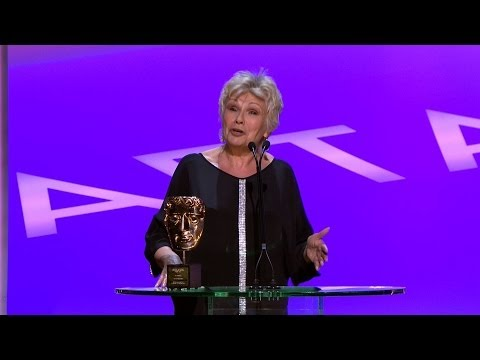 Julie Walters receives BAFTA Fellowship - The British Academy Television Awards 2014 - BBC One