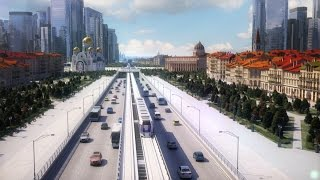 RUSSIANS WILL BILD A CITY FOR 500 BILLION EUROS