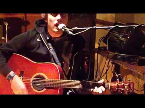 Joseph Ellis - Town Called Mallice (The Jam Cover) Live at The Railway Tavern, Nuneaton 3/5/13