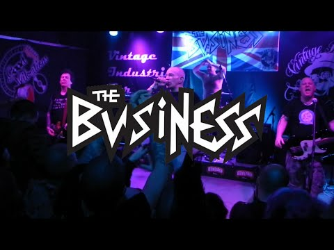 The Business (Vintage Industrial Bar 10.3.2015.)