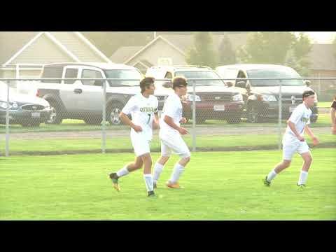 Ottoville vs Kalida Boys Soccer
