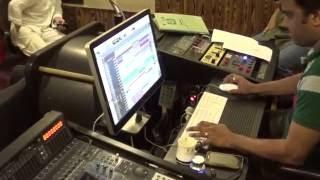Download Hindi Video Songs - Shankar Mahadevan & Ajay Naik (Recording Session of Baavare Prem He)