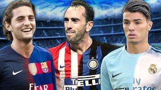 Атлетико подставил Година! Когда Реал представит новичка? Рабьо согласовал контракт с Барселоной?
