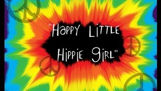 "Billy Golicki ."" Happy Little Hippie Girl""   (Official video)"