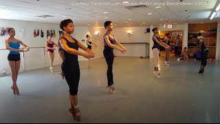 Hip Hop Ballet Has Ballerinas Dancing to Beyoncé